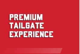 Premium Tailgate Experience